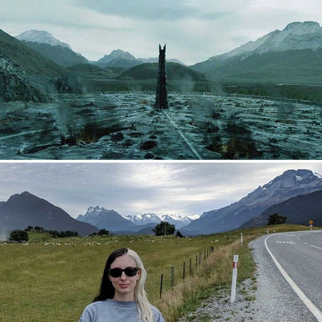 Isengard, In Glenorchy