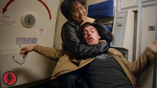 Resultado de imagen para fight on a plane