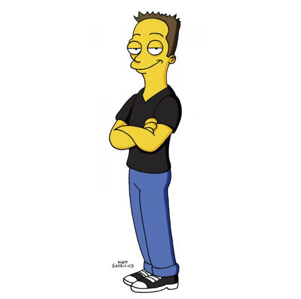 Matt Groening (The Simpsons)