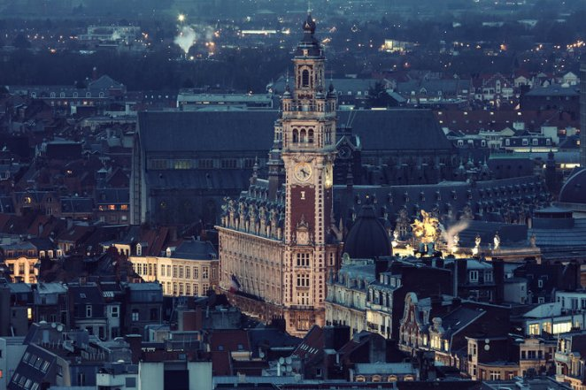 10. Lille, France — £208.95 (4.94).