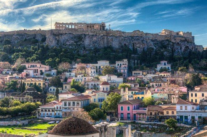 8. Athens, Greece — £200.42 (2.90).