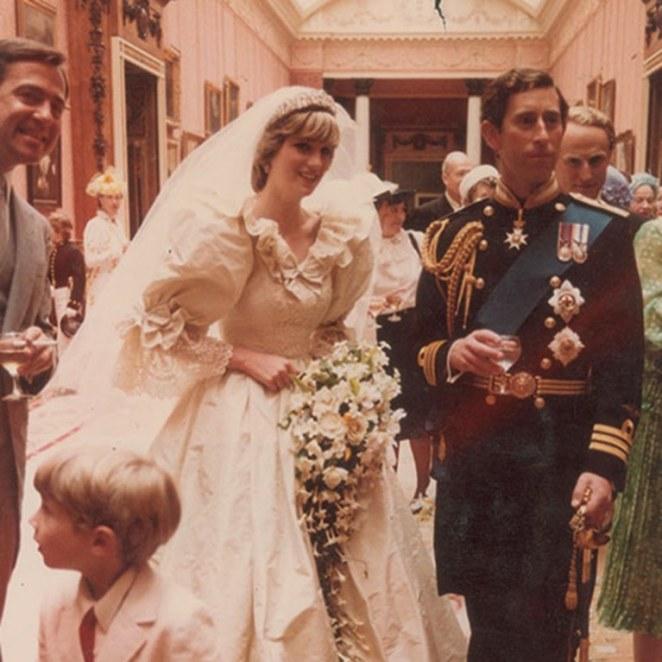 Resultado de imagen para lady di wedding cake