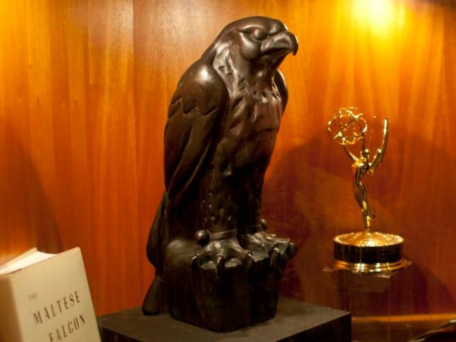 The Maltese Falcon: .1 million