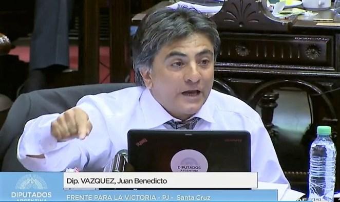 Resultado de imagen para juan vazquez diputado