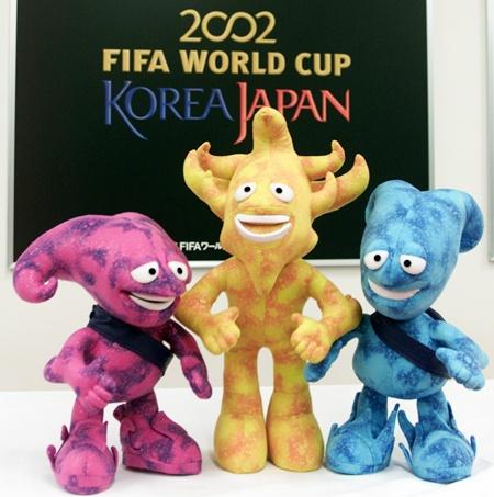 Resultado de imagen para naranjito fifa cup mascot