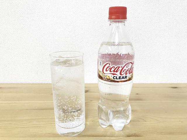 Resultado de imagen para coca cola clear japan