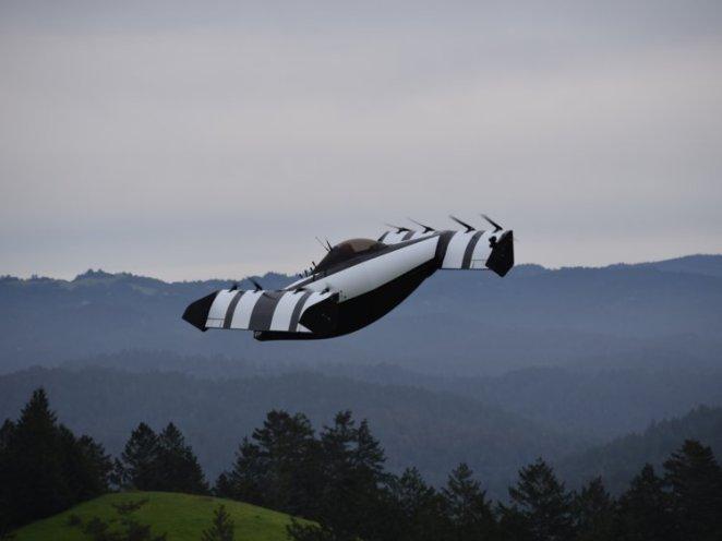 BlackFly flight
