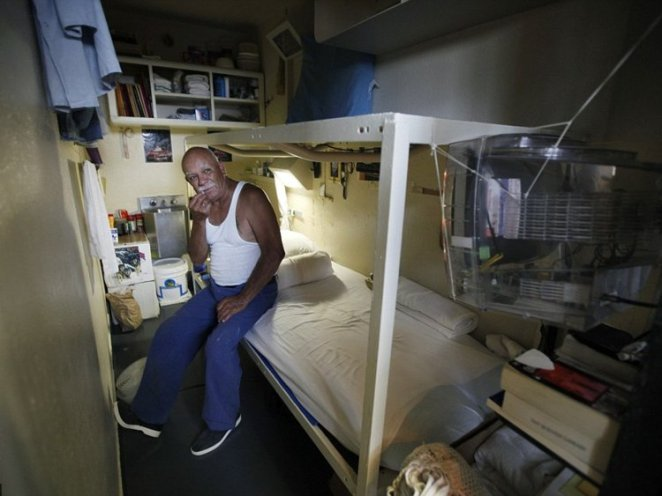 San Quentin State Prison is the oldest prison in California. It