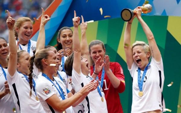Resultado de imagen para soccer female champions