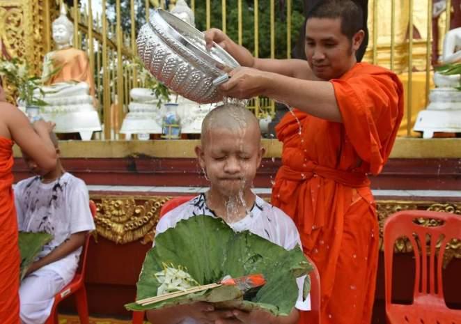 Resultado de imagen para thai rescued kids buddhist monks