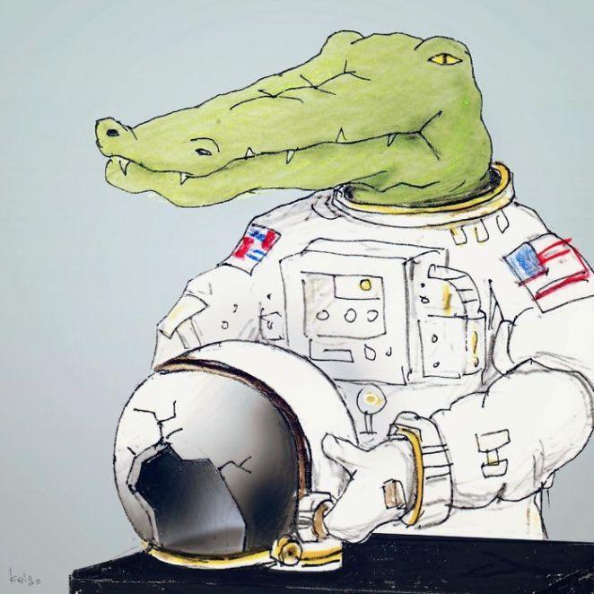 Life Of Crocodile