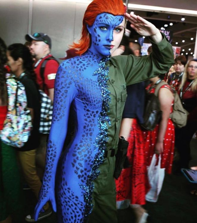 Mystique, X-Men