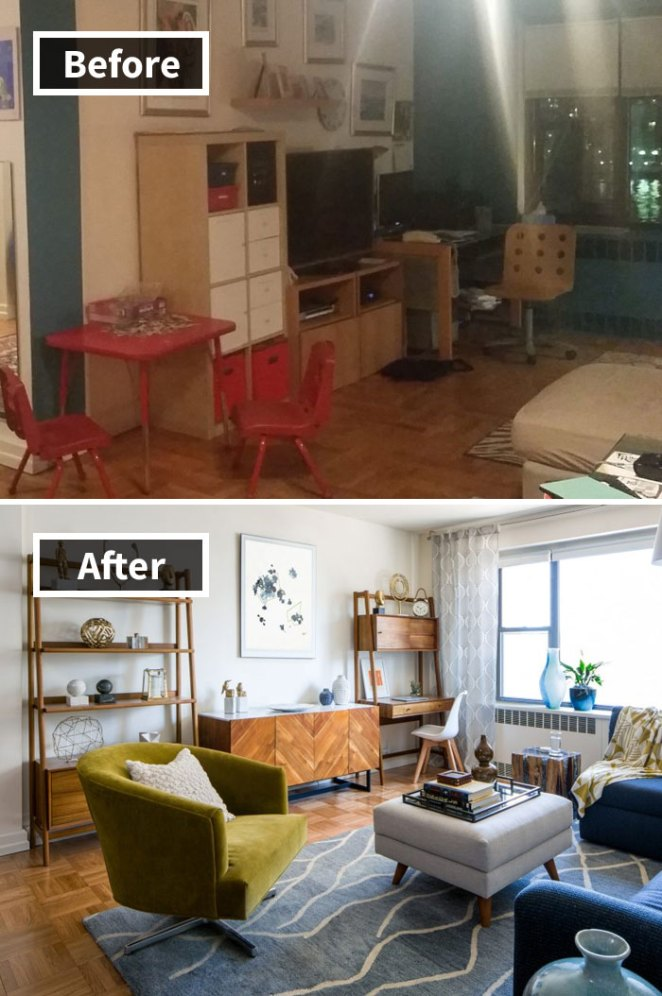Mid-Century Modern Family Home Makeover