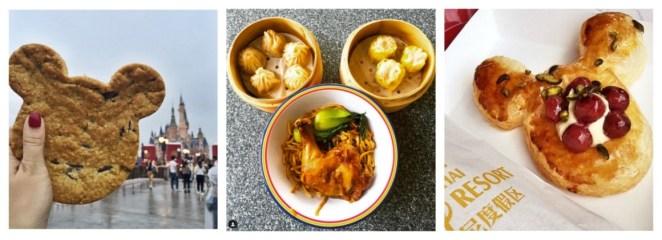 Resultado de imagen para disneyland shanghai food
