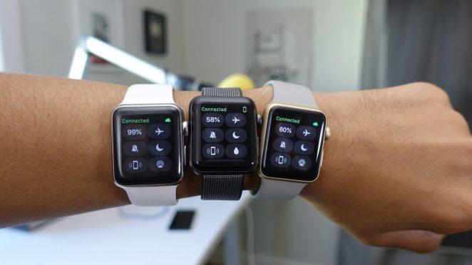 Resultado de imagen para Apple Watch Series 1