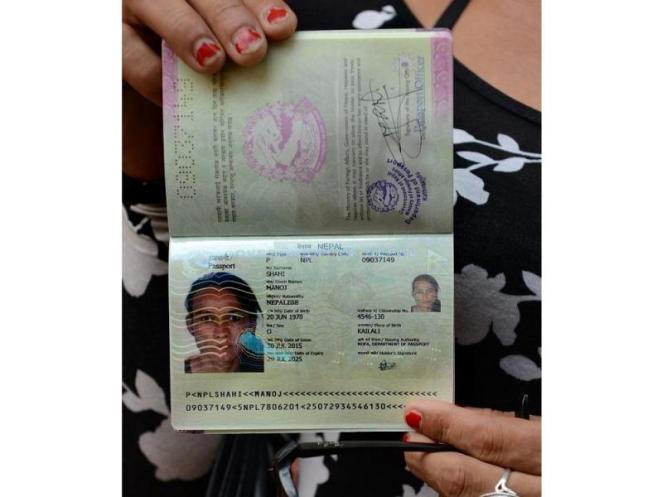 Resultado de imagen para tercer genero pasaporte