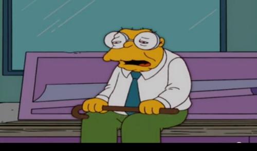 10 Teorías Bizarras De Fans Sobre Los Simpsons El Meme