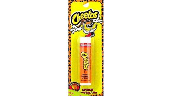 Cheetos Lip Balm, Cheetos, 2005