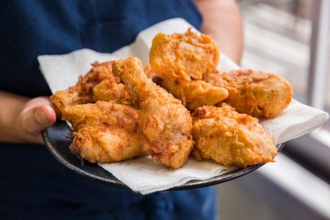 Resultado de imagen para fried chicken