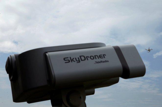 Resultado de imagen para counter drone tech