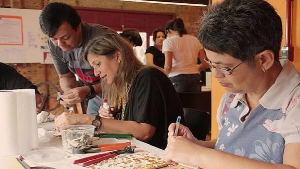 oficina empreendedorismo criativo elo7 rio de janeiro mosaico
