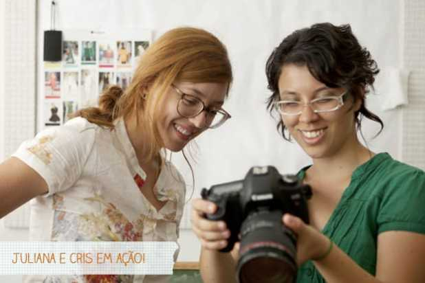 Juliana e Cristiane: continue curioso