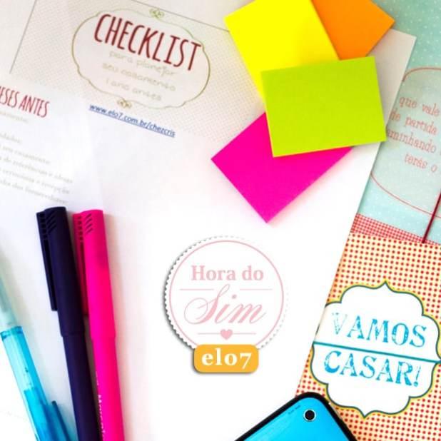 Vai casar? Um checklist e 5 dicas para se planejar