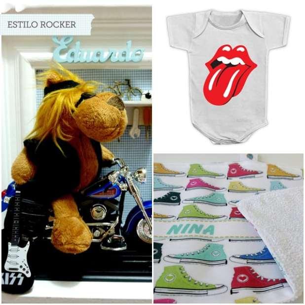 estilo rockr