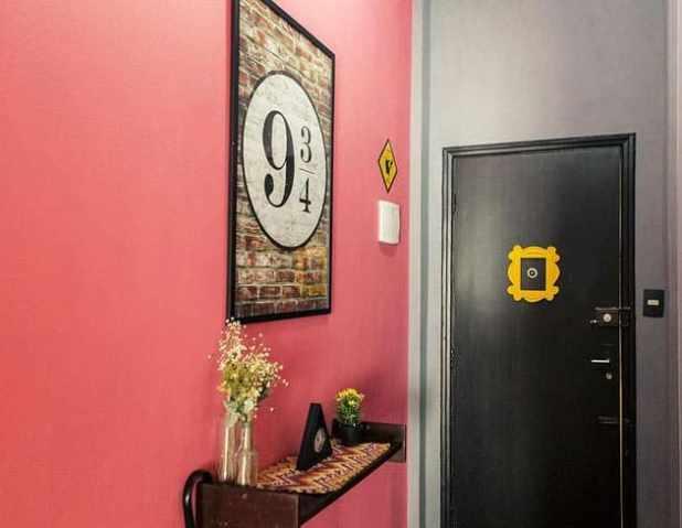 dicas para decorar a entrada da sua casa