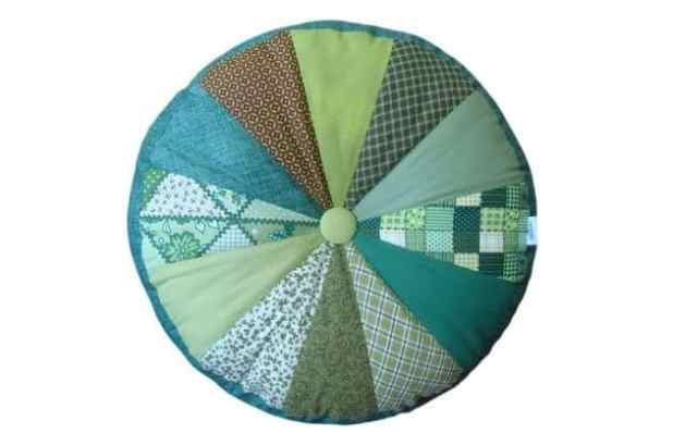 Produções de patchwork fora do convencional