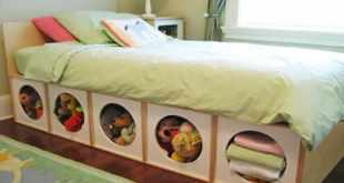 cama para espaço pequeno