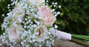 flores para casamento buque