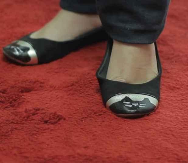 como customizar sapatilha