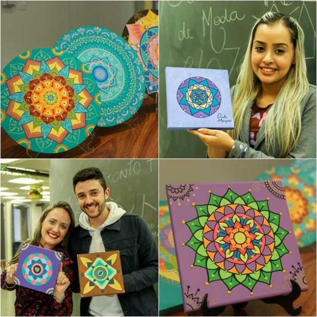mandalas no craft day 2