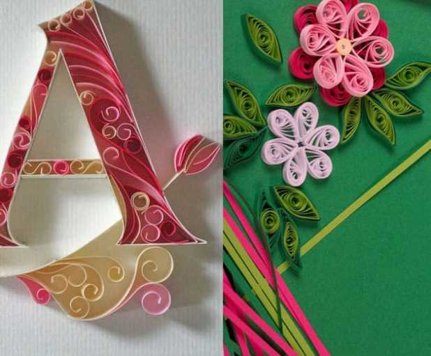quilling tecnica
