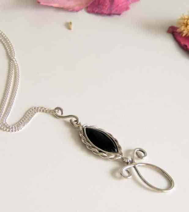 joia personalizadas prata