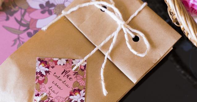 Vender mais no dia das Mães embalagem