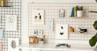 Decorar o atelier com posteres inspiradores: dicas + freebie para baixar