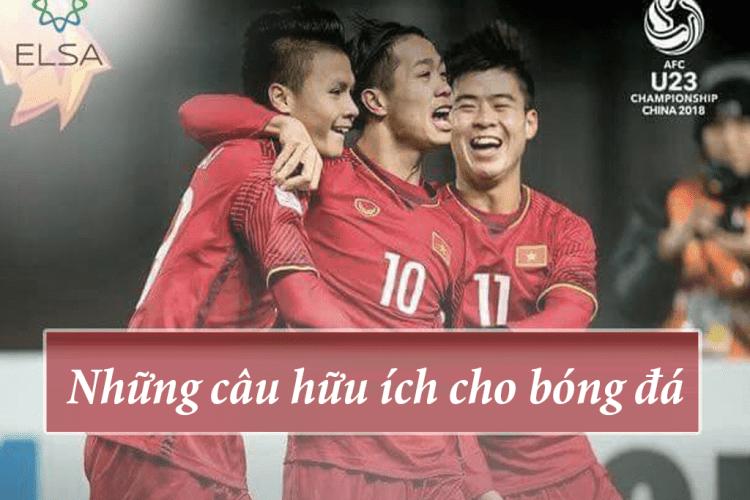 Học Tiếng Anh Về Bóng đá – Ăn Mừng Chiến Thắng U23 Việt Nam
