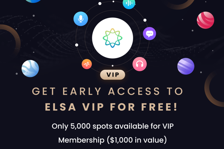 Drum Roll… Two Exciting Announcements. ELSA In Real Life (biggest Improvement In Our Product Ever) & Application Opening For ELSA VIP Membership (FREE To Get But Has A Value Of $1,000)!
