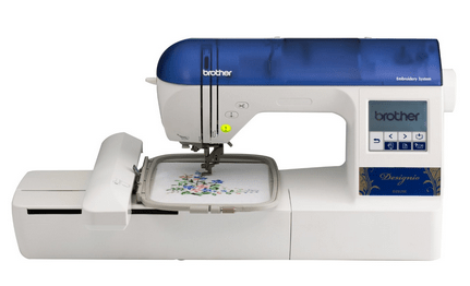 Brother Designio Series DZ820E Embroidery Only Machine