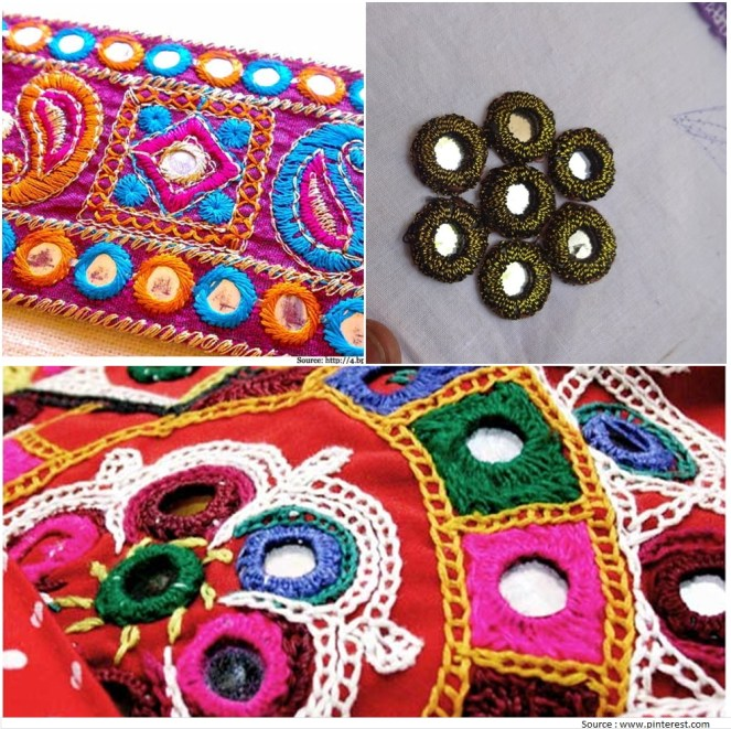 Top 20 Embroidery Designs To Use On Salwar Kameez Dress