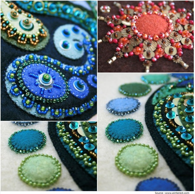 Motif Embroidery Designs