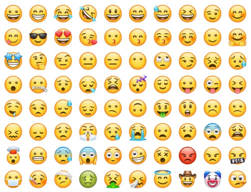 WhatsApp libera seu próprio conjunto de Emojis 6