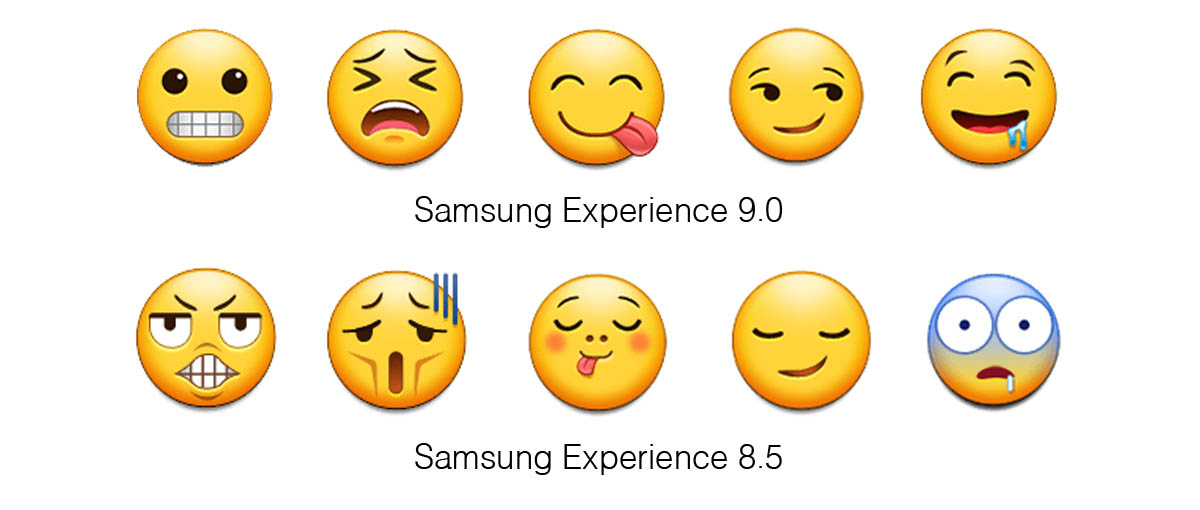 Samsung Galaxy J2 3d Wallpaper Samsung Is Giving Its Unpopular Emojis A Much Needed Makeover