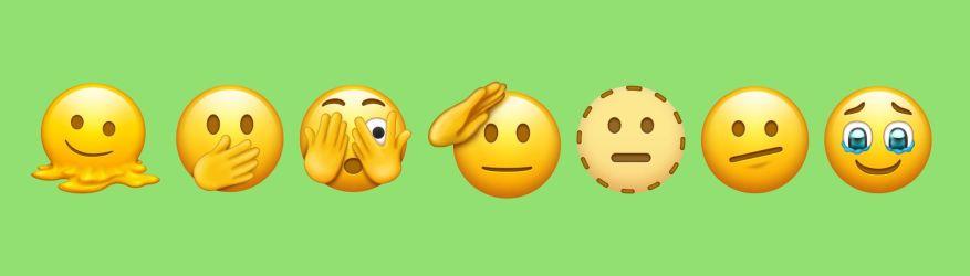 New Emojis in 2021-2022