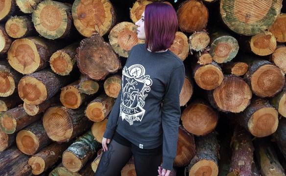 Lovesick Sweatshirt Fuchsteufelswild