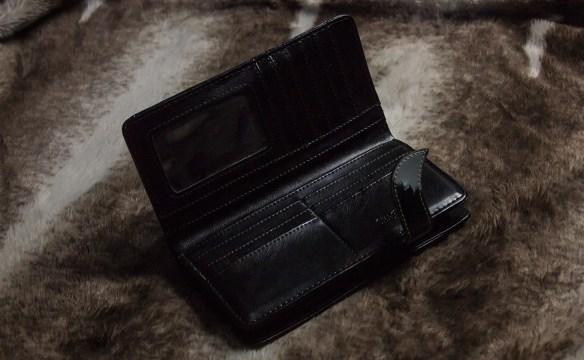 Lucky Cat Geldbörse von Nemesis Now