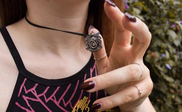 Harry Potter Slytherin Pin