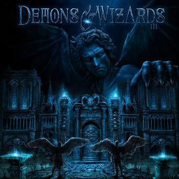 Demons & Wizards - Cover